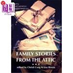 【中商海外直订】Family Stories from the Attic: Bringing Letters and