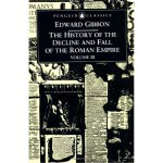 现货 英文原版 The History of the Decline and Fall of the Roman Em