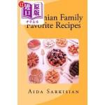 【中商海外直订】Armenian Family Favorite Recipes