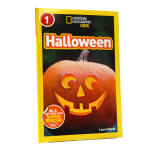 National Geographic kids Readers, Level 1: Halloween 美国《国家地