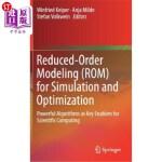 【中商海外直订】Reduced-Order Modeling (Rom) for Simulation and Opt