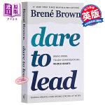 【中商原版】布琳布朗:敢于领导(《脆弱的力量》作者新书)英文原版 Dare to Lead: Brave Work.