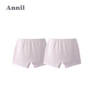 【直降价:88】安奈儿童装女童安全底裤两件装2020春季新款
