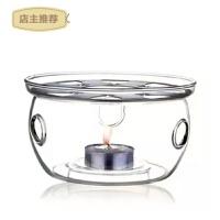 玻璃茶壶加热底座温茶器暖茶器蜡烛加热保温底座水晶耐热底座SN1558