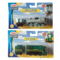 托马斯和朋友合金小火车挂钩组合DGB79玩具车厢杰克安妮克拉贝尔