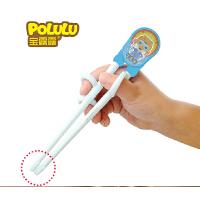 宝露露儿童餐具训练筷小孩练习筷子小企鹅婴幼儿学习宝宝筷子