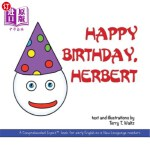 【中商海外直订】Happy Birthday, Herbert