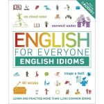现货 英文原版 English for Everyone English Idioms: Learn and prac