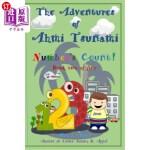 【中商海外直订】The Adventures of Ahmi Tsunami: Number's Count!