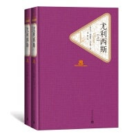 尤利西斯(上下)(名著名译丛书 人民文学出版社)