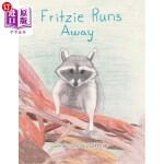 【中商海外直订】Fritzie Runs Away