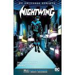 【预订】Nightwing Vol. 2: Back to Blüdhaven (Rebirth)