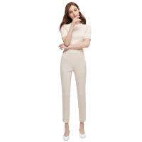网易严选 穿出笔直大长腿,女式锥形九分裤