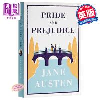 【中商原版】简・奥斯汀:傲慢与偏见 英文原版 Alma Classics: Pride and Prejudice J
