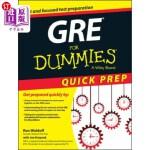 【中商海外直订】GRE for Dummies Quick Prep