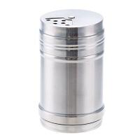 不锈钢调料瓶调味罐盐罐 厨房胡椒粉调料盒佐料盒调味瓶罐