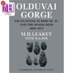 【中商海外直订】Olduvai Gorge