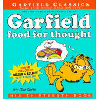 Garfield Food for Thought加菲猫系列 ISBN9780345475633