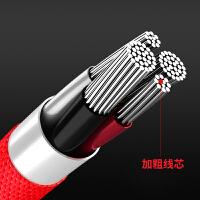 小米Redmi红米Note 4X手机充电器Note4数据线快充3X/4A充电线加长 套餐【数据线+快充头】 L2双弯头