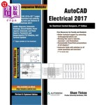 【中商海外直订】AutoCAD Electrical 2017 for Electrical Control Desi
