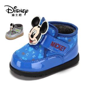 【达芙妮超品日 2件3折】鞋柜/迪士尼卡通童鞋米老鼠男女童休闲运动鞋