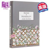 【中商原版】VIVI经典:理智与情感(精装)英文原版 VIVI Classics: Sense & Sensibili