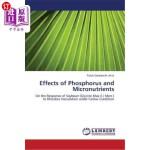 【中商海外直订】Effects of Phosphorus and Micronutrients
