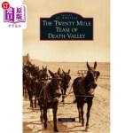 【中商海外直订】Twenty Mule Team of Death Valley