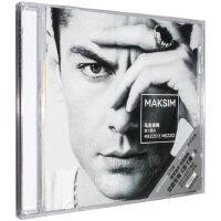 正版 马克西姆Maksim Mrvica:游弋黑白Mezzo E Mezzo CD 歌词本