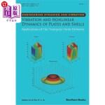 【中商海外直订】Vibration and Nonlinear Dynamics of Plates and Shel