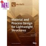 【中商海外直订】Material and Process Design for Lightweight Structu