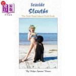 【中商海外直订】Seaside Sleuths: The Bald Head Island Gold Rush