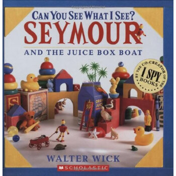 Can You See What I See? Seymour and the Juice Box Boat 眼力大考验系列: 西摩造船 ISBN9780439617789