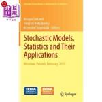 【中商海外直订】Stochastic Models, Statistics and Their Application