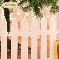 圣诞装饰品橱窗布置气氛公司商场酒吧ktv圣诞树栅栏组合大型批发SN1787