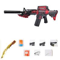 电动玩具枪全自动连发水蛋抢男生孩子雷神水晶软弹枪