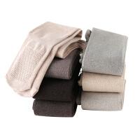 秋冬季打底裤女内穿加绒加厚连裤袜燕麦咖啡色螺纹薄绒打底袜