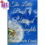 【中商海外直订】The Little Book of Scattered Thoughts