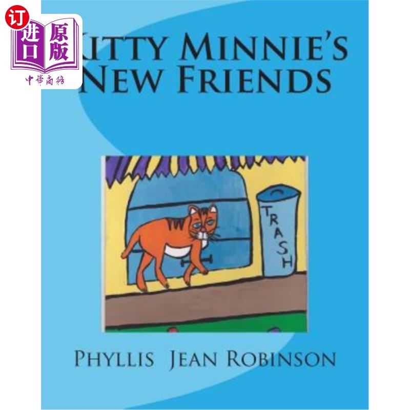 【中商海外直订】Kitty Minnie's New Friends