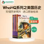 凯迪克 进口英语英文原版绘本 美国进口 WhoHQ系列之What is/was 美国历史事件 20册【平装】