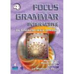 【预订】Focus on Grammar 4 Interactive CD-ROM