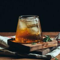 创意水杯 创意网红水杯日式富士山玻璃杯威士忌杯水晶果汁杯子家用耐热