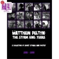 【中商海外直订】Matthew Pelton: The Storm King Years