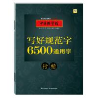 6500通用字:行楷(货号:A2) 张鹏涛 9787556417018 湖北教育出版社威尔文化图书专营店