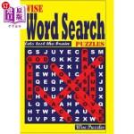 【中商海外直订】Wise Word Search Puzzles