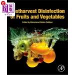 【中商海外直订】Postharvest Disinfection of Fruits and Vegetables