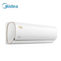 美的(Midea)空调 大1p匹 变频挂机家用 冷暖调节 卧室壁挂式 KFR-26GW/WDAA3@智弧