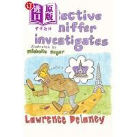 【中商海外直订】Detective Sniffer Investigates: The Case of the Cro