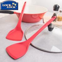 乐扣乐扣不粘锅专用耐高温尼龙铲套装硅胶铲厨房家用炒菜铲子厨房用品