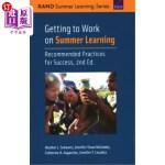 【中商海外直订】Getting to Work on Summer Learning